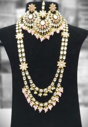 Long Kundan Set