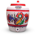CLAY WATER POT 10 LITER