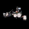 Semi-Automatic 5 in 1 Hot Press Machine