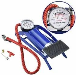 Portable Foot Pump Air Tyre Infiltrator Pump Compressor