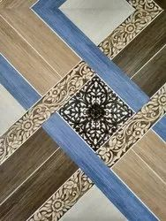Wooden Floor Tiles, Thickness: 10-15 mm