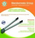 Manual Steel Strapping Tool