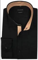 Keystone Black men's formal shirt (black) - 1pc