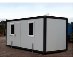 Portable Cabin With In Built Toilet
