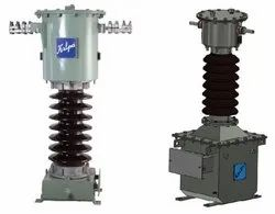 Single And Three Phase Up To 36 Kv HT Outdoor Oil-Cooled Current Transformers, For Industrial, Up To 3000 Amps