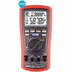 True RMS Digital Insulation Multimeter