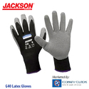 Jackson Safety G40 Latex Gloves