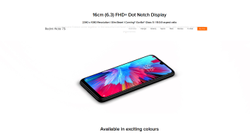 Ips (in-cell),Rd 2340 X 1080 Pixels Mi Redmi Note 7s, 4 Gb, Model Name/Number: Mzb7742in