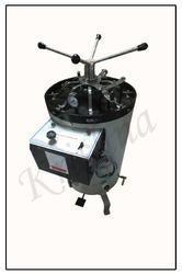 Manidharma Cylindrical Steam Sterilizer