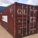 Dry Used Shipping Container 20'Ft