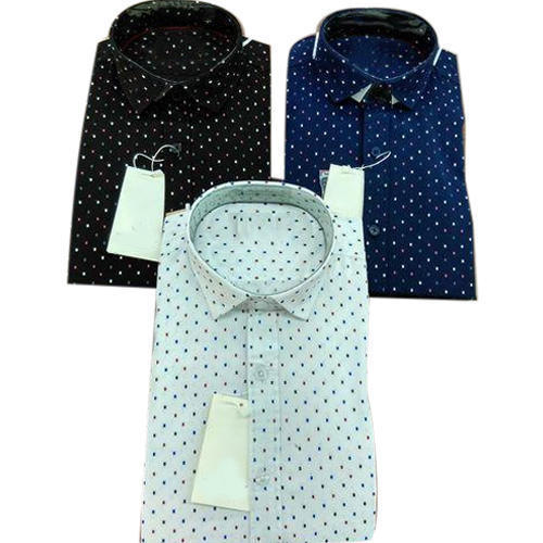 ed780854 Zara Man Cotton Mens Stylish Printed Shirt, Rs 400 /piece | ID ...