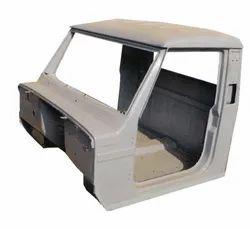 Mahindra Bolero 1.3T Cabin