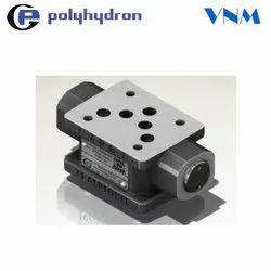 Polyhydron Modular Check valves