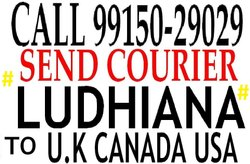 Book Now - Courier Charges To Canada From Ludhiana