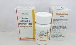 Tenofovir Alafenamide and Emtricitabine Tablets