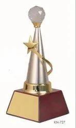 Star & Crystal Trophy