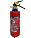Carbon Steel Map 50 Abc Type Fire Extinguisher 1 Kg