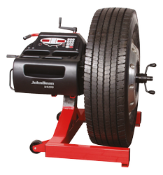 B9200 Heavy Duty Truck Wheel Balancer