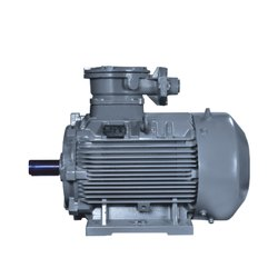 Three Phase IE2 Series TEFC SCR Motor, IP Rating: IP55, 910-990 Rpm