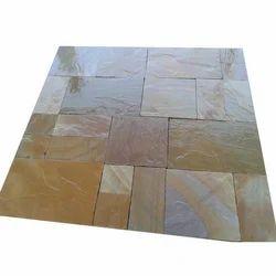Autumn Brown Sandstone, for Flooring