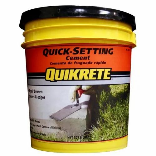 Quick Setting Cement,14 Types of Cement And Their Practical Uses in Concrete Construction