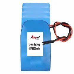 Li-Ion Battery Pack 48V 8800 Mah