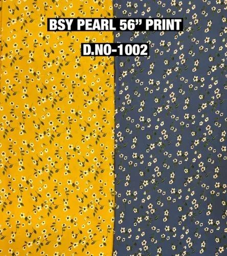 BSY Polyester Fabric