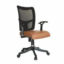 Silver Line Revolving Computer Chairs