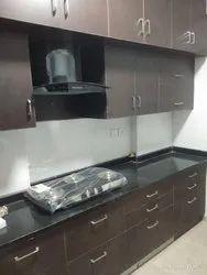 Laminated Plywood kitchen