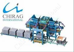 Chirag Automatic Interlocking Brick Machine
