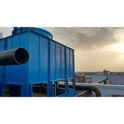 5 Tr T0 1000 Tr FRP Square Shape Induced Draft Cooling Tower
