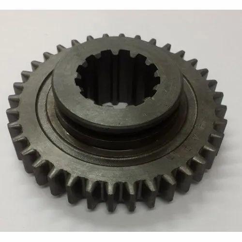 Alloy Steel (20mncr5) Ursus Tractor Gear 36 Teeth & 13 Splines First Reverse Sliding Gear