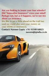 Every Type Of Vehicle Car Insurance Service, Nil, Annual