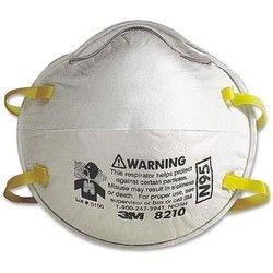 Mask 95 Face Safety N Devices 3m Masks - 8210 Emtex Delhi