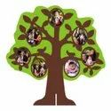 Plastic Tf 10 Tree Collage Frame, Size: 18x18 Inches