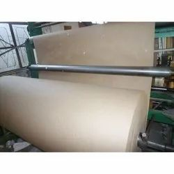 140 Gsm Brown Paper Rills, For Packaging, Packaging Type: Roll
