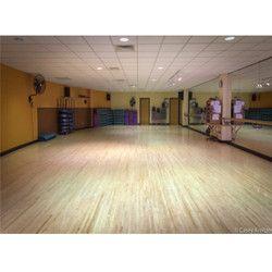 Aerobic Hall Synthetic Flooring