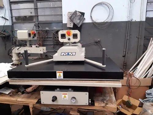 24 x 36 Single Bed Fusing Machine