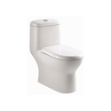 Parryware White Marvel Single Piece Suite, Dimension: 640 X 340 X 700mm