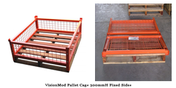 Material Handling Side Support Pallet