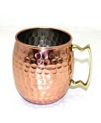 Brass & Copper Mug