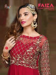 SHREE FAB FAIZA VOL NO-6 PAKISTANI SALWAR KAMEEZ