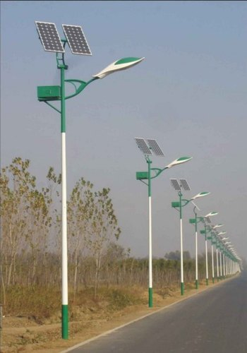 Kasper 19 Feet Solar Street Light Poles