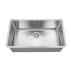 Parryware Stainless Steel Kitchen Sink