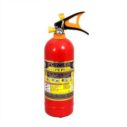 2 Kg Safe Pro ABC Dry Powder Fire Extinguisher