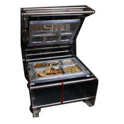 5 Compartment Tray Sealing Machine