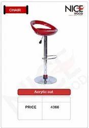 Acrylic Cut Chair