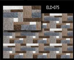 ELD-(75) Hexa Ceramic Tiles Elevation Hard Matt Series