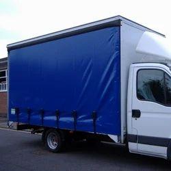 Truck Blue Tarpaulins
