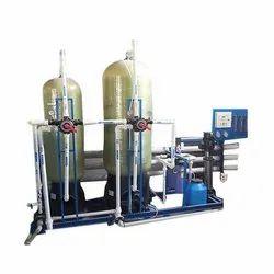 3000 LPH Industrial RO Plant